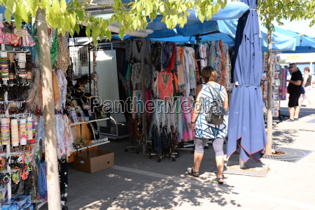 markt in rovinj istrien