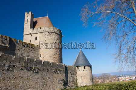 fortress of carcassonne