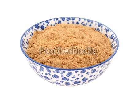 hellbraun weich muscovado zucker in