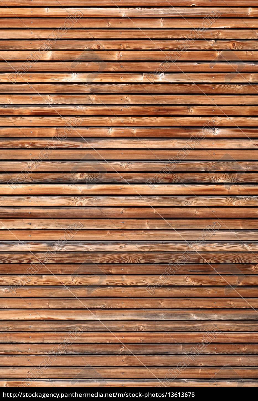 holzfassade mit horizontaler lattung im hochformat stock photo 13613678 bildagentur. Black Bedroom Furniture Sets. Home Design Ideas