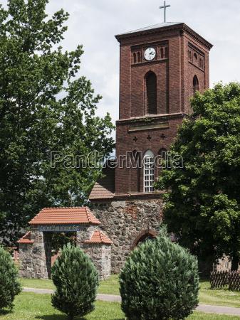 kraenzlin dorfkirche torbogen