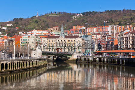 bilbao basque country spain