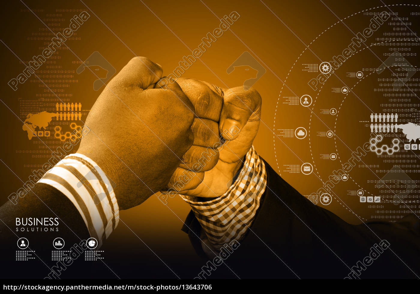 die, menschen, in, business-wettbewerb - 13643706