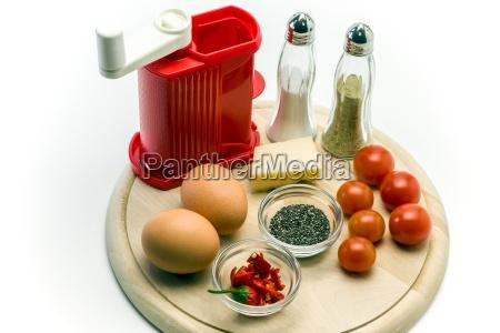 chia omelett zutaten 2