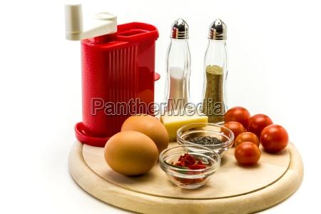 chia omelett zutaten 4