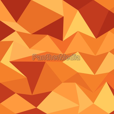 sand dunes abstract low polygon background