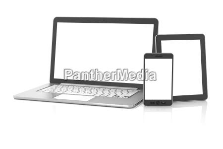 gadgets wie smartphones smartwatch tablet und