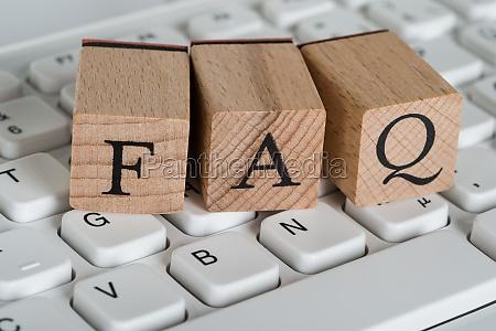 faq wooden cubes