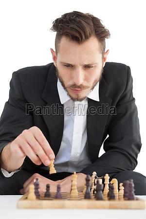 strategie spiel spielen spielend spielt freisteller