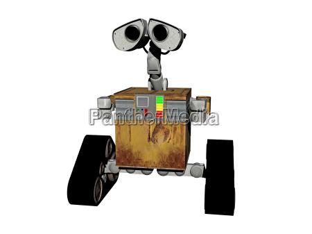 nr 5 lebt roboter freigestellt