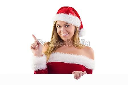 kvinde gestus handbevaegelse fnise smiler hand