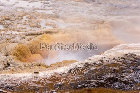 yellowstone nationalpark usa