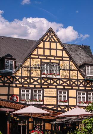 wine bar in rudesheim