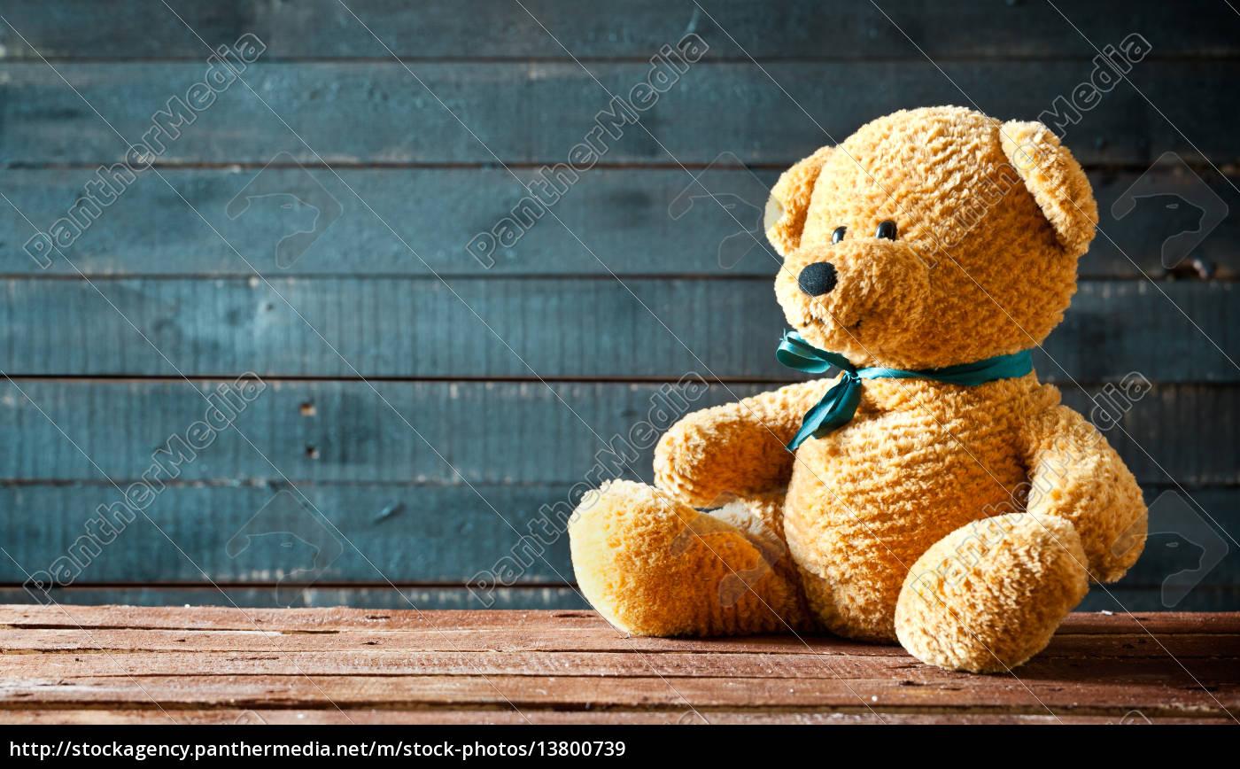 netter, teddybär - 13800739