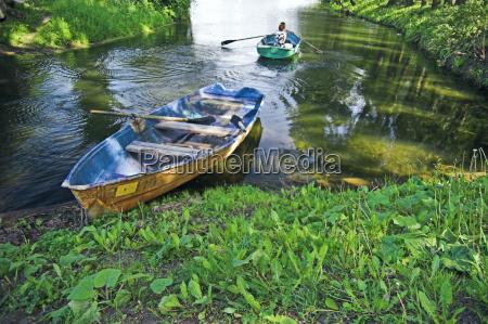 boat at lake shore
