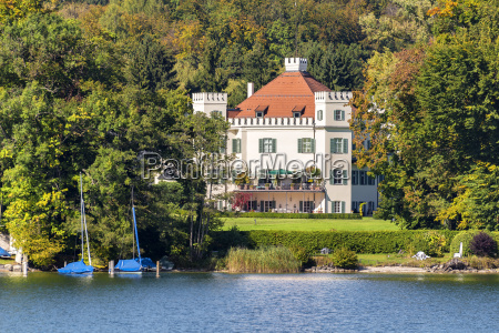 castillo possenhofen de sisi