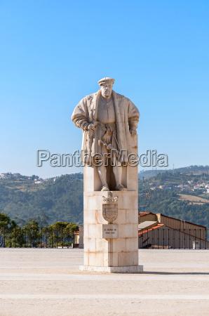 monument of king joao iii of