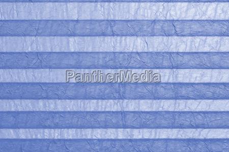 plissee blaues faltrollo