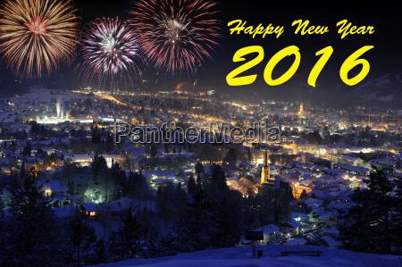 neujahr und silvester 2016 mit grossem