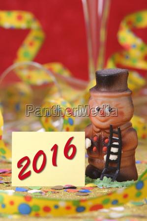 new year 2016 chimney sweep good