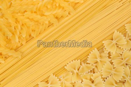 penne rigate pasta pasta spaghetti background