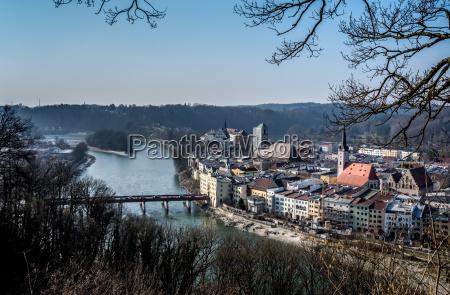 wasserburg bayern deutschland