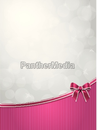 white and pink background