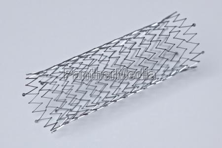 einfacher stent