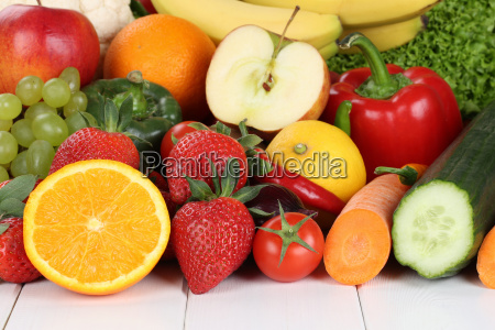 fruit fruits and vegetables such as