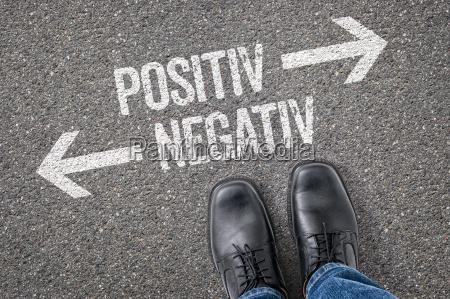 entscheidung an der kreuzung positiv