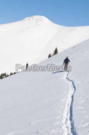 hinterland skitouren in colorado