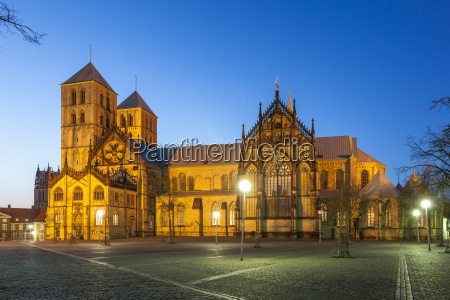 st pauls cathedral in munster in