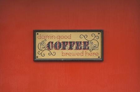 ein zeichen verdammt guter kaffee lesen