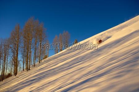 fahrt reisen freizeit anhoehe huegel winter