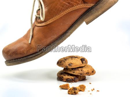 jemanden auf den keks gehen