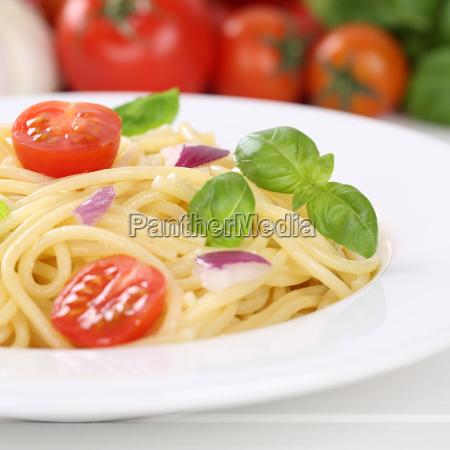 italian food spaghetti pasta pasta with