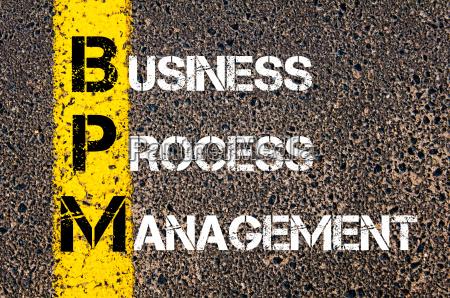 akronym bpm geschaeftsprozessmanagement