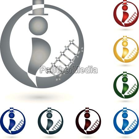 schornsteinfeger logo mann person