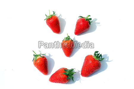 strawberry face