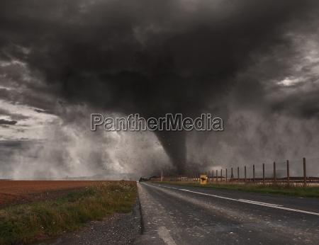 grosse tornado katastrophe