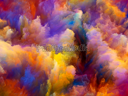quickening of color