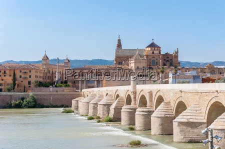 the great mosque of cordoba in