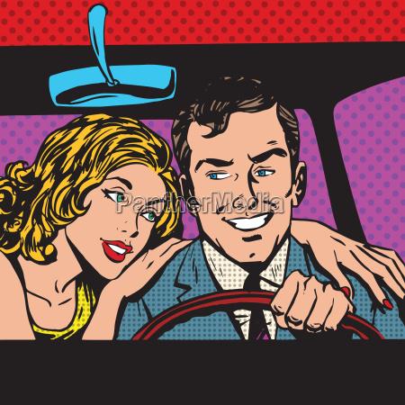 pop art comics retro stil halftone