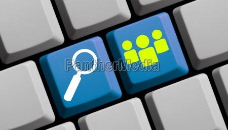 find and find contacts online