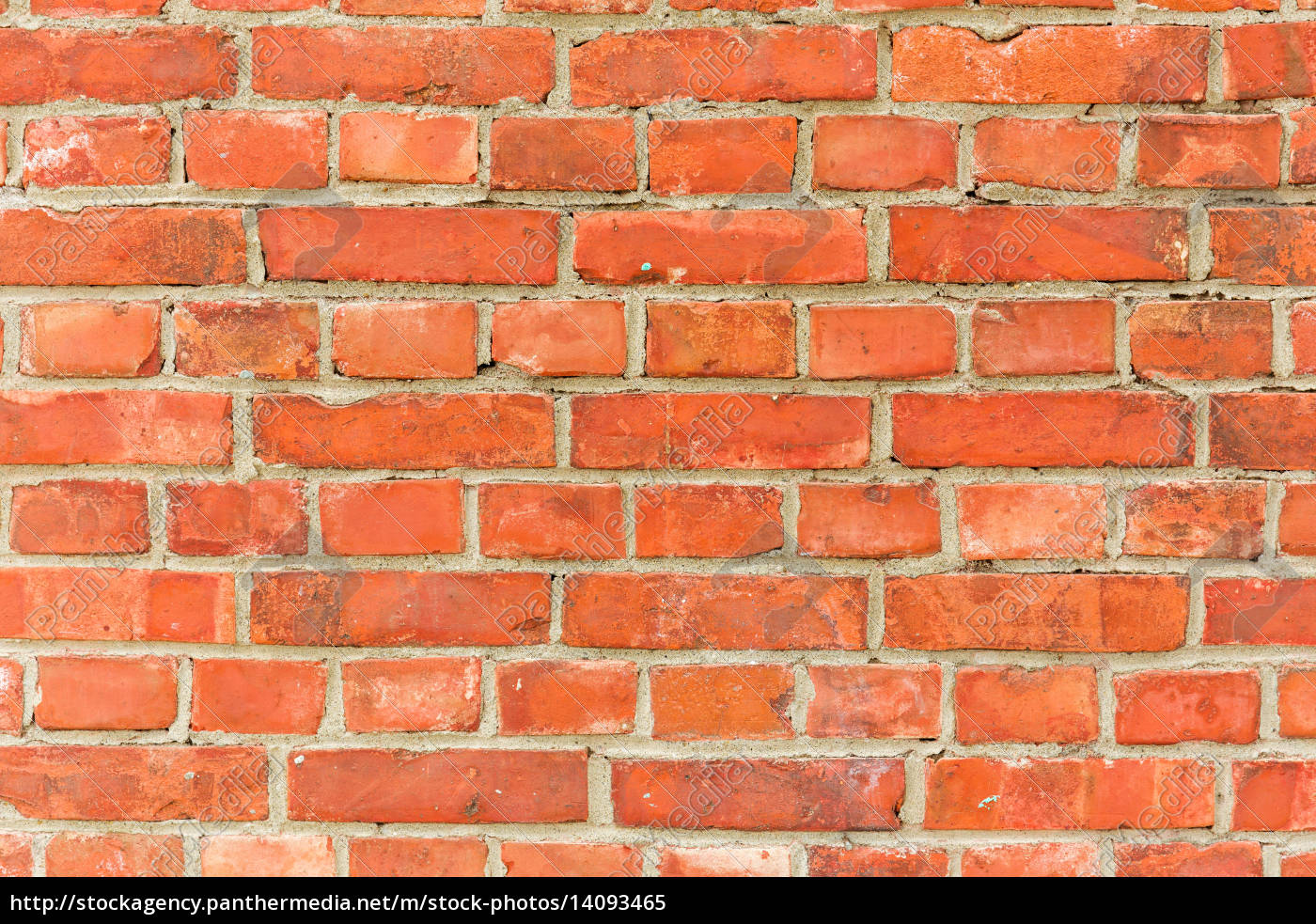 rote backsteinmauer hintergrund - Lizenzfreies Bild ...