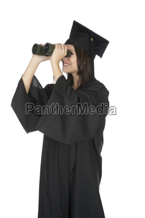caucasian woman posing in a black