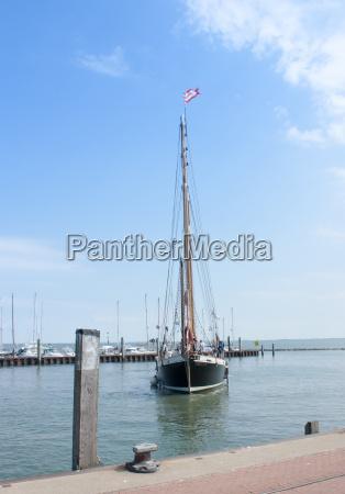 porto vela marinaio porti mettere barca
