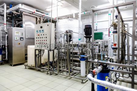 wasseraufbereitung oder destilation zimmer