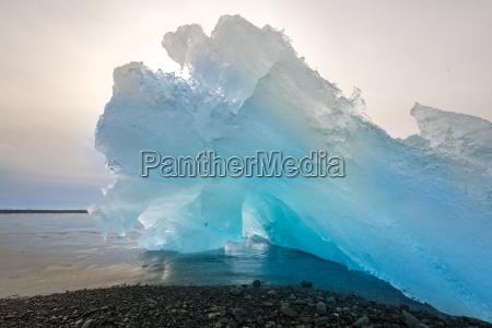 eisbergstrand jokulsarlon island