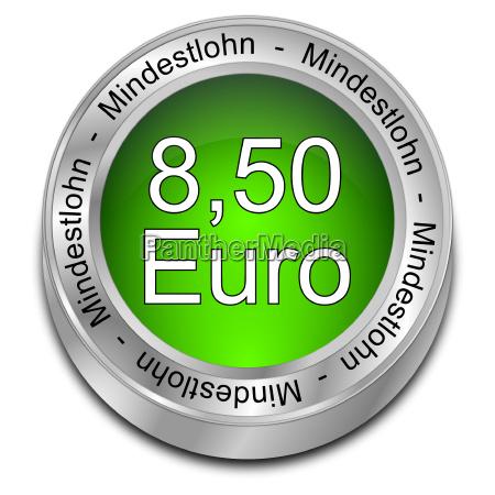 8 50 euro mindestlohn